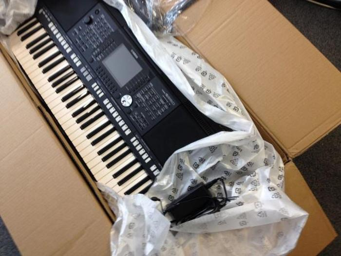 Yamaha Tyros 5 Workstation Keyboard
