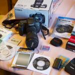 Brand New Canon 7d Kit