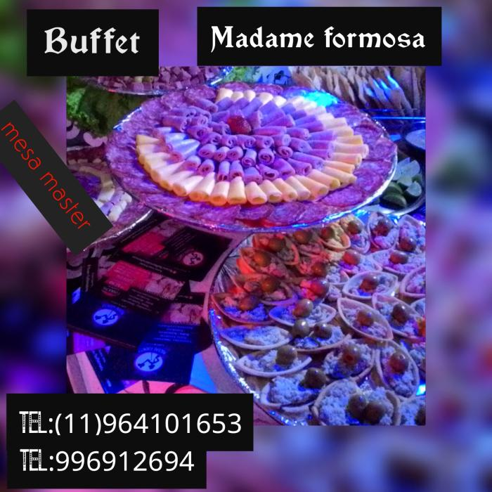 Buffet Madame Formosa