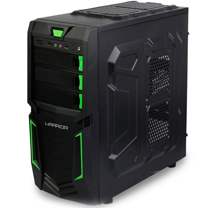 Gabinete Multilaser Gamer Warrior Ga139