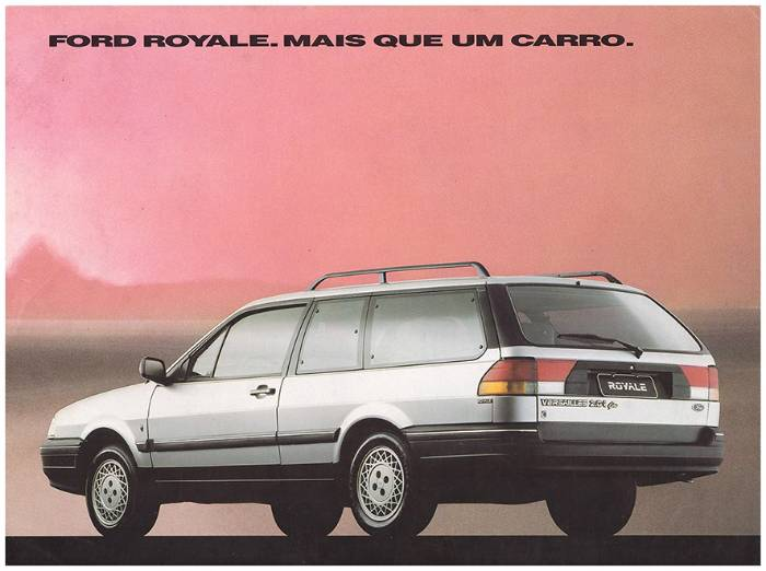Ford Versailles Royale