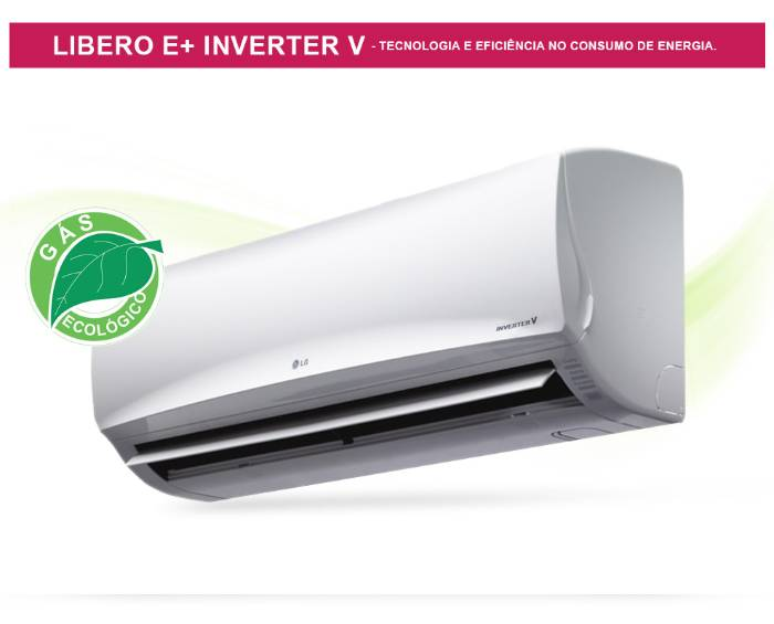 Ar Condicionado Split Inverter Novo
