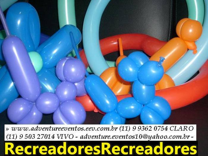Monitores Recreação Infantil