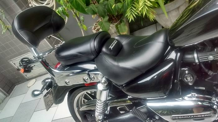 Moto Thriumph Commander 1700 Thunderbird