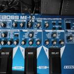 Pedaleira Boss Me 50b Case Fonte Original Boss