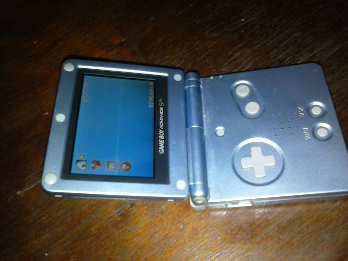 Game Boy Sp Ags 101