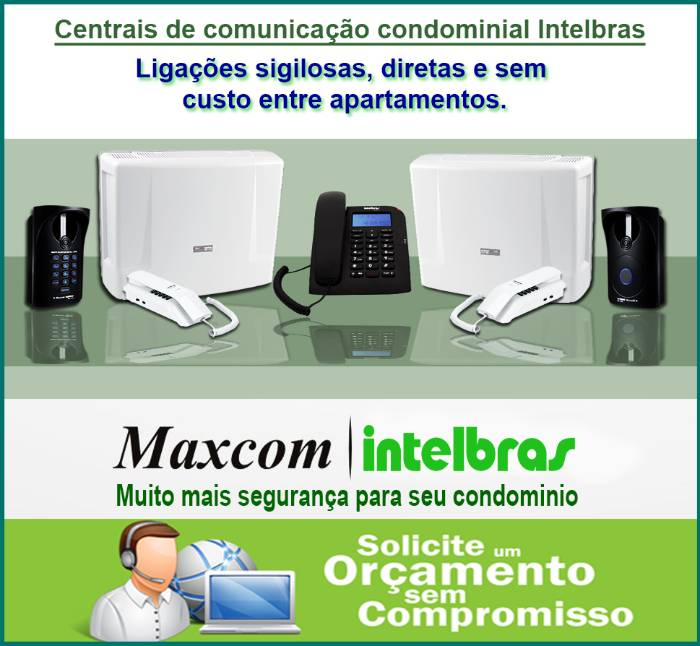 Interfones Bh Bh Interfones Intelbras Digital Bh