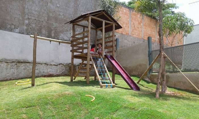 Parquinho Reformamos E Construimos Play Ground